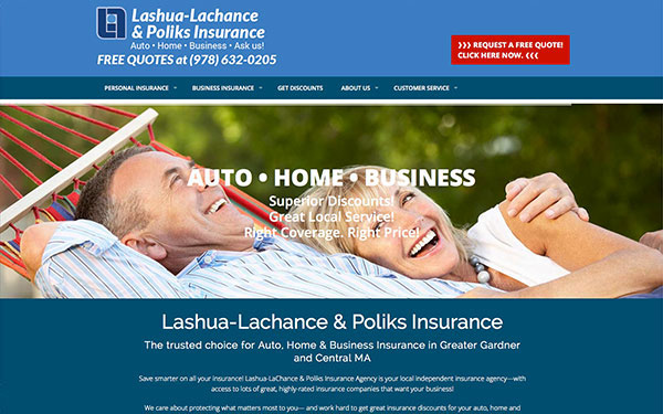 Lashua-Lachance & Poliks Insurance Agency